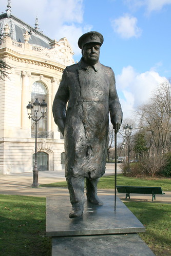 Winston Churchill | by nairolf