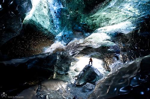 Vatnajökull underground