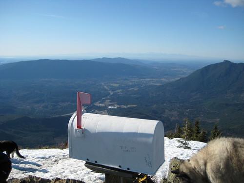 Mailbox Peak | by Pig Monkey