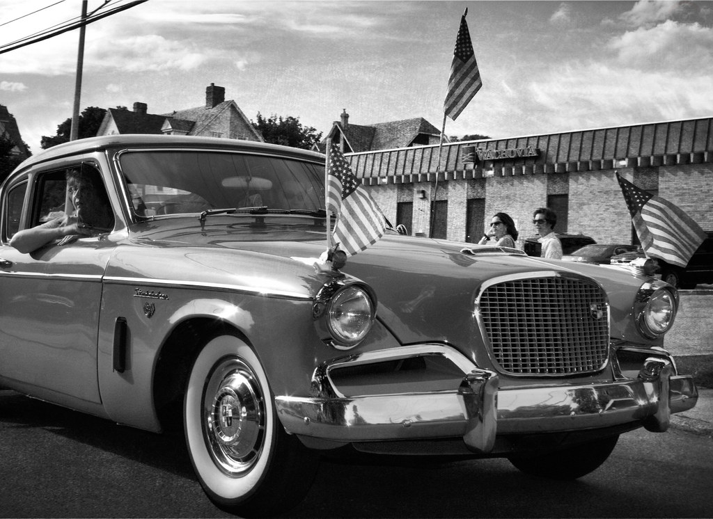 Throwback Americana : Studebaker by UrbanPerspectiV