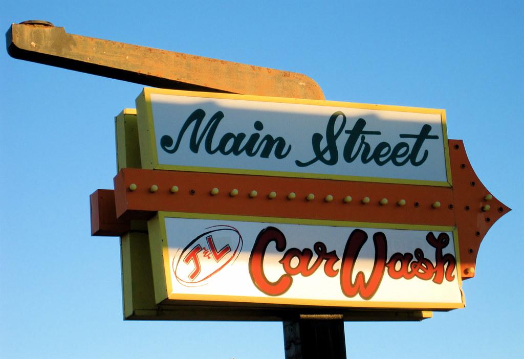 Main Street Car Wash, Deming, NM