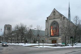 Alice S. Millar Chapel, Northwestern U. | by repowers