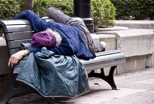 Homeless | by le calmar