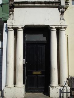 "The Notting Hill ""Blue Door"" | by francescaturchi"