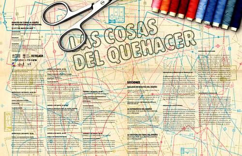 Las cosas del Quehacer | by 90+10