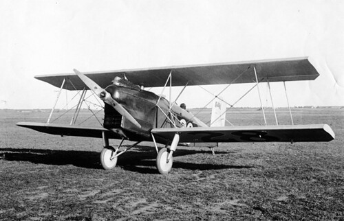 Curtiss : Model 41 : Lark