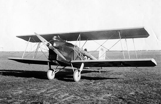 Curtiss : Model 41 : Lark