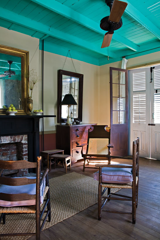 5974 Frontparlor2 Mary Cooper New Orleans Homes Lifesty Flickr