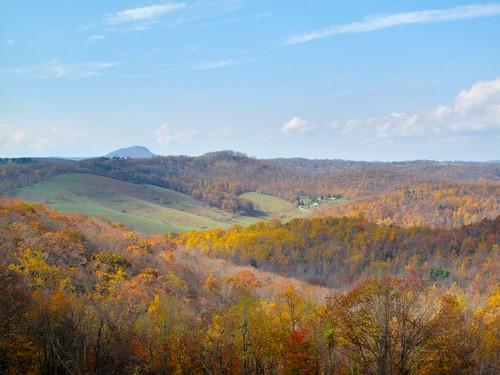 fall landscape geotagged virginia overlook blueridgeparkway