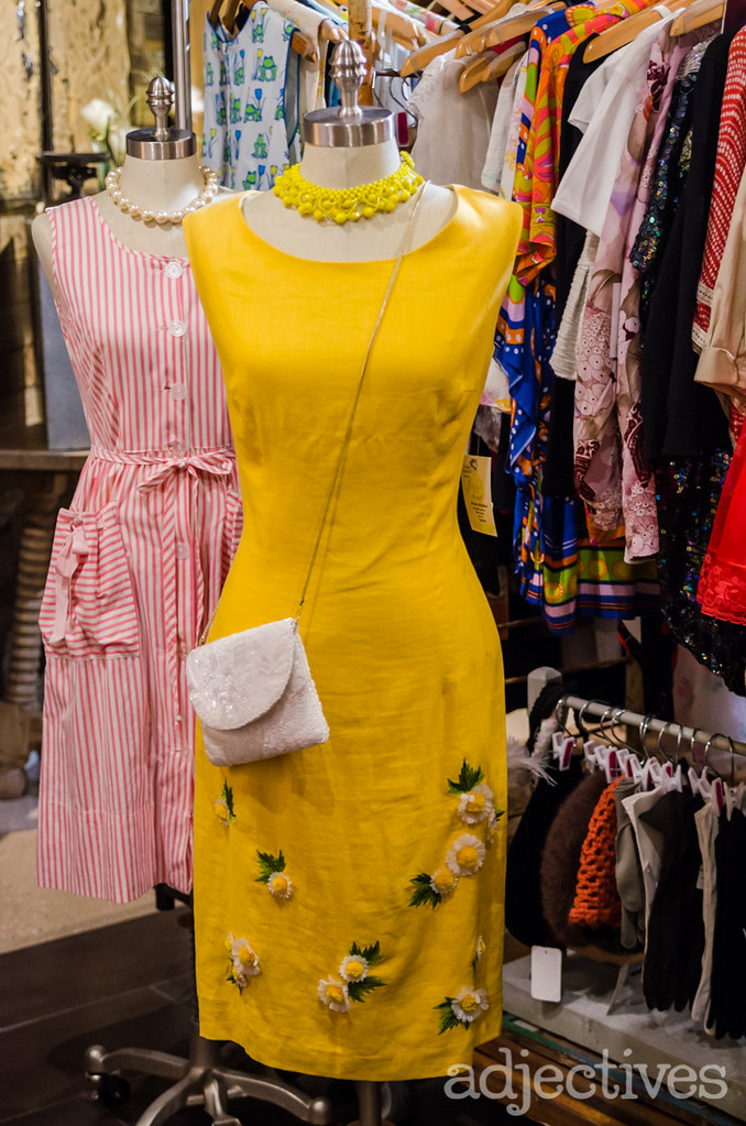 Vintage clothing by Paris Market in Adjectives Winter Park