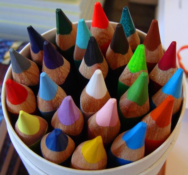 Colori e pace  -  Colors and peace