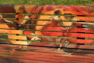 Dancing bench | by luvaleigh12