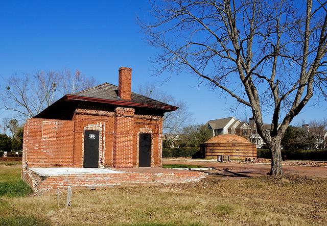 Guignard Bricks -- Cayce, SC