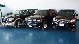 Blindaje Camionetas en Nivel IV NIJ Armor International