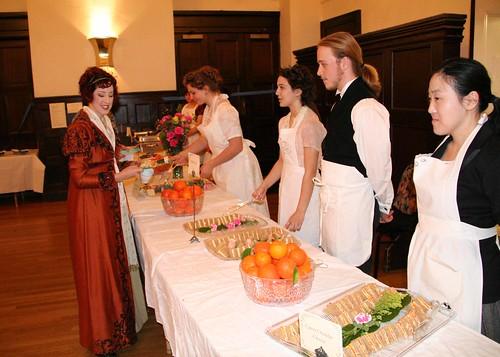 The Tea Service