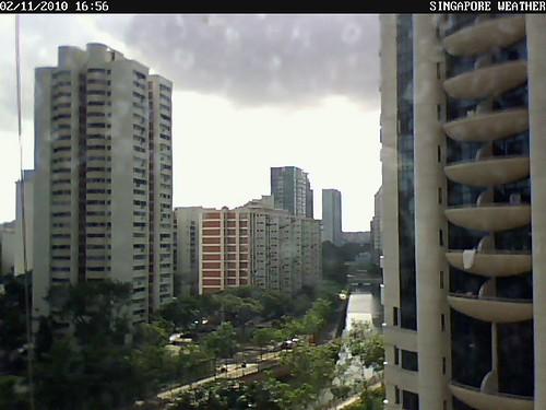 Singapore Cam http://skycam.tumblr.com/ | by ngotoh