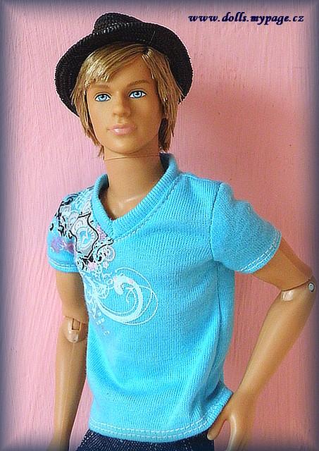 Fashionistas Ken HOTTIE