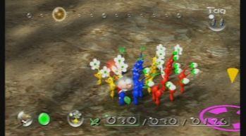Pikmin screenshot | by gamesweasel