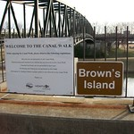 Browns Island Plack