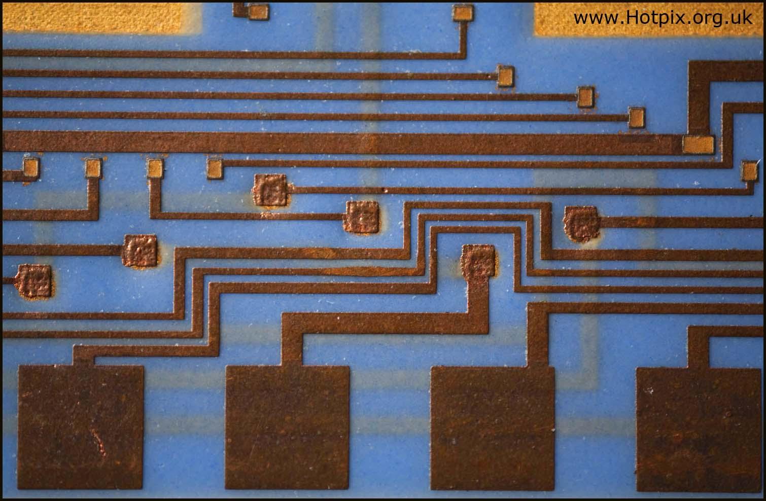 circuit,board,ceramic,military,extreme,macro,lens,bellows,tubes,copper,gold,ice,manor,park,1987,runcorn,cheshire,uk,england,stillife,stilllife,still,life,old,stuff,abstract,hotpix!