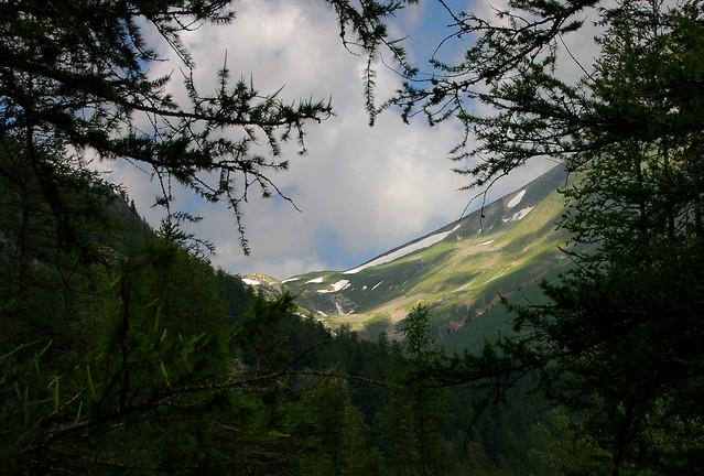 Ouverture - Mercantour (Alpes-Maritimes)
