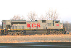 KCS 4000   by therailroadrooster