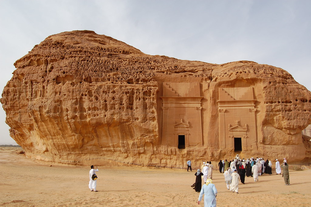 Mada'in Saleh (Cities of Salih)