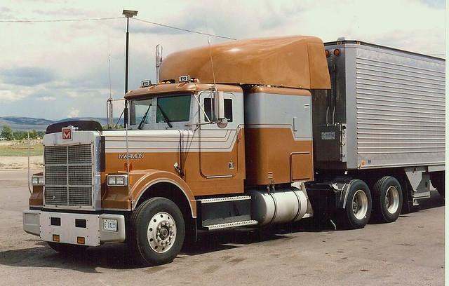 Marmon U.S. Gov't armored truck I