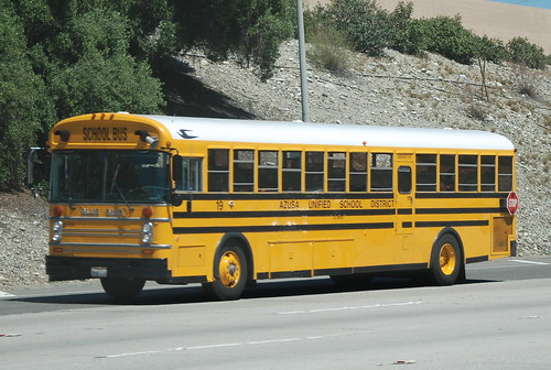 school bus | Flickr - Photo Sharing!