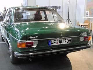 AMI 2010 - Audi 100 LS Automatic   Baujahr: 1970 Hubraum ...