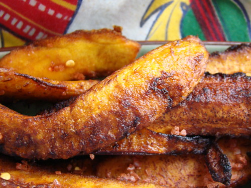 Plantain Fries | by Vegan Feast Catering