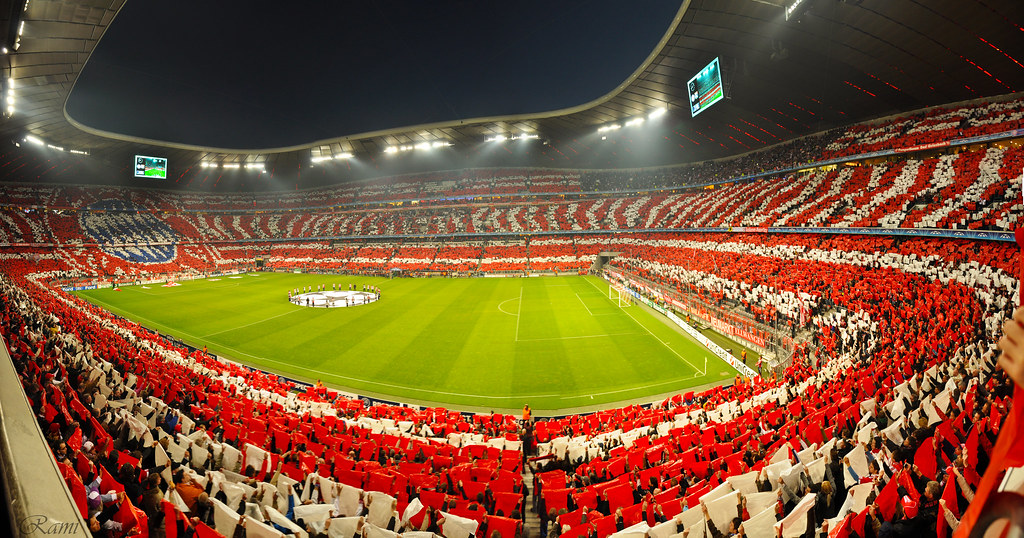 Champions League - Semifinal - Bayern Munich Vs. Lyon | Flickr