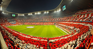Champions League - Semifinal - Bayern Munich Vs. Lyon   by Rami ™