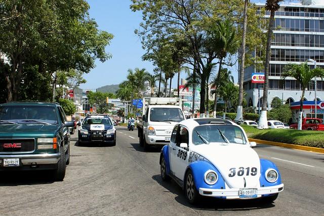 street of ACAPULCO