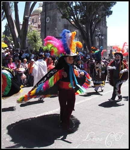 La alegría de carnaval