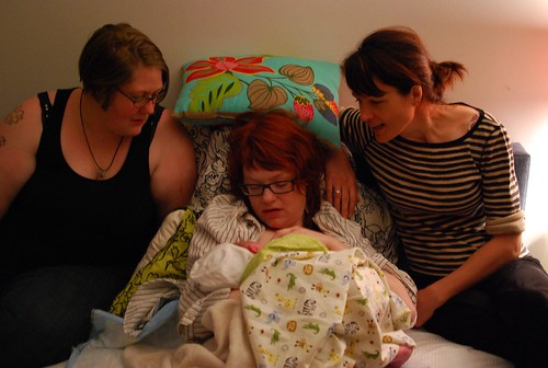 Our awesome doulas: Cheryl and Mali | by Buster Benson