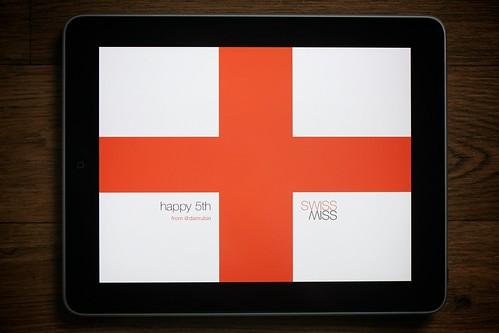 swissmiss 5th (on iPad)