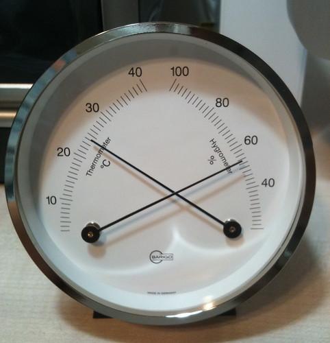 BARIGO小型温湿度計   by shlp45@yahoo.com