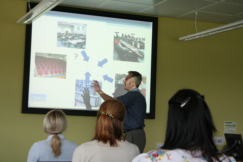 Jim Turner: Review on LJMU Innovative and Technologically Enhanced Learning Spaces