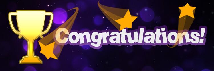 Resultado de imagen de congratulations