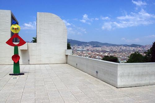 Fundació Joan Miró   by Spin Spin