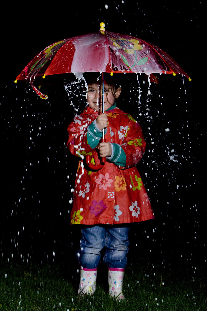 Raining milk | Katrina...