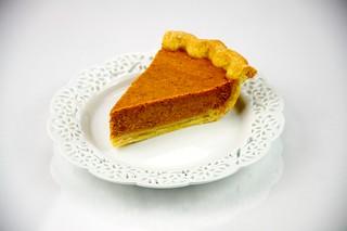 Pumpkin Pie Slice   by TheCulinaryGeek