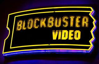 Blockbuster Video   by Thomas Hawk