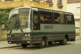 f40ab3b0fc Joalto Mazda T3500 Atomic coach in Lamego on 16 June 1988