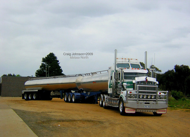 Kenworth and Tankers
