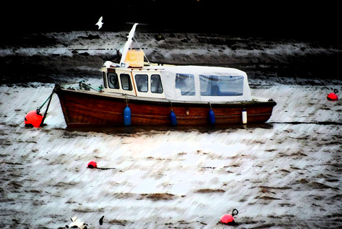 Boat, River Exe