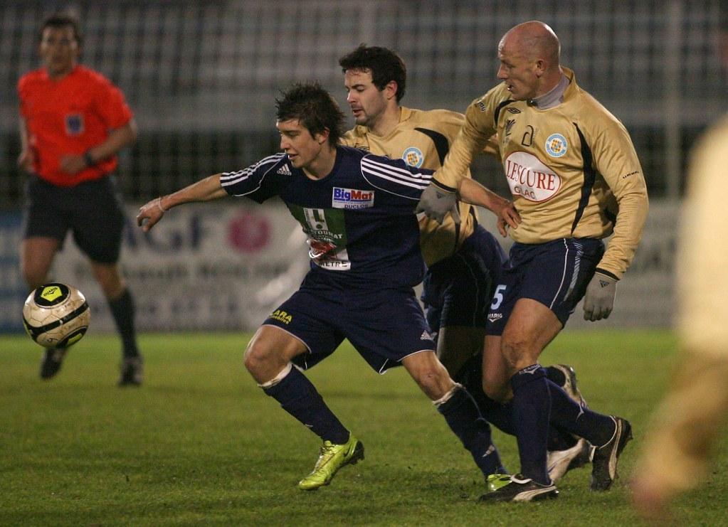 Angoulême foot dh ACFC