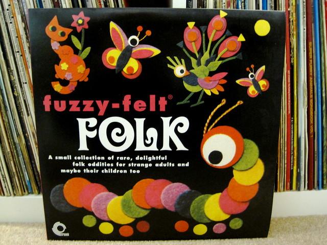 Fuzzy Felt Folk
