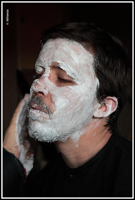 JMF138480 - Comienza la fase de preparación de la cara
